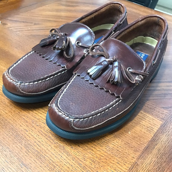 Sperry Shoes | Mens Sperry Tassel